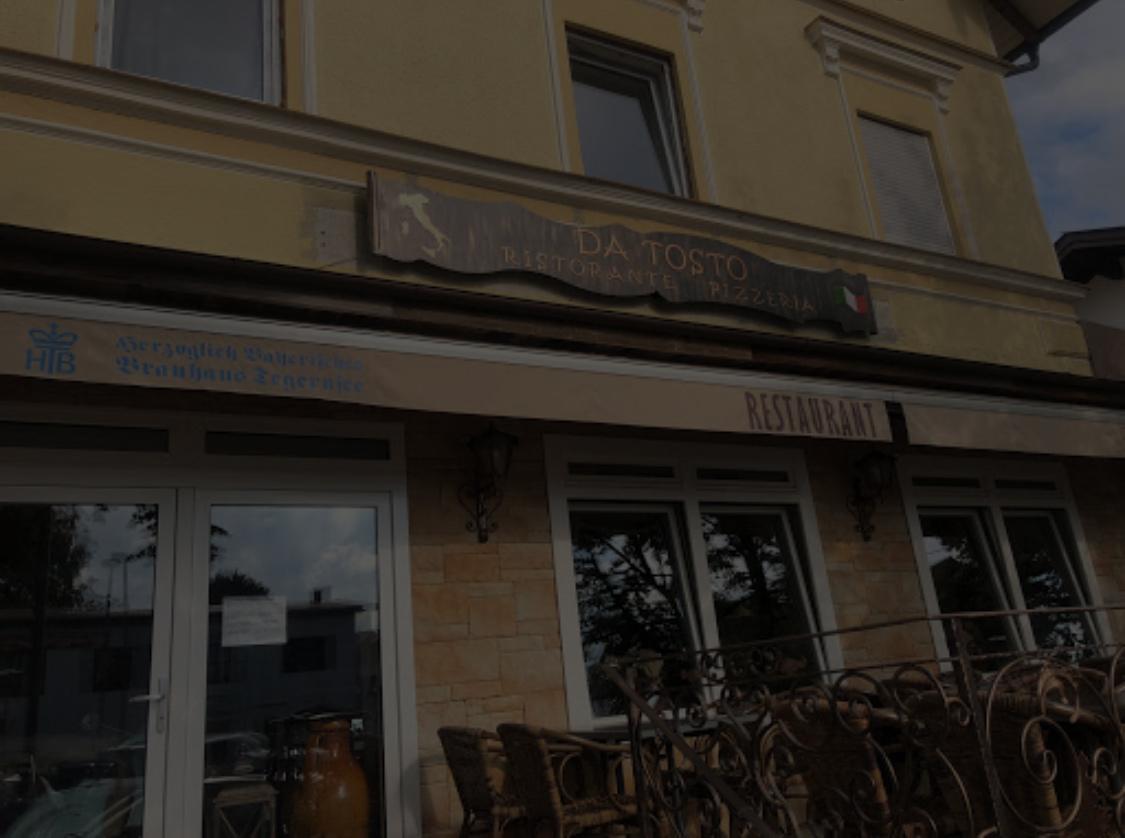 Ristorante Pizzeria Da Tosto