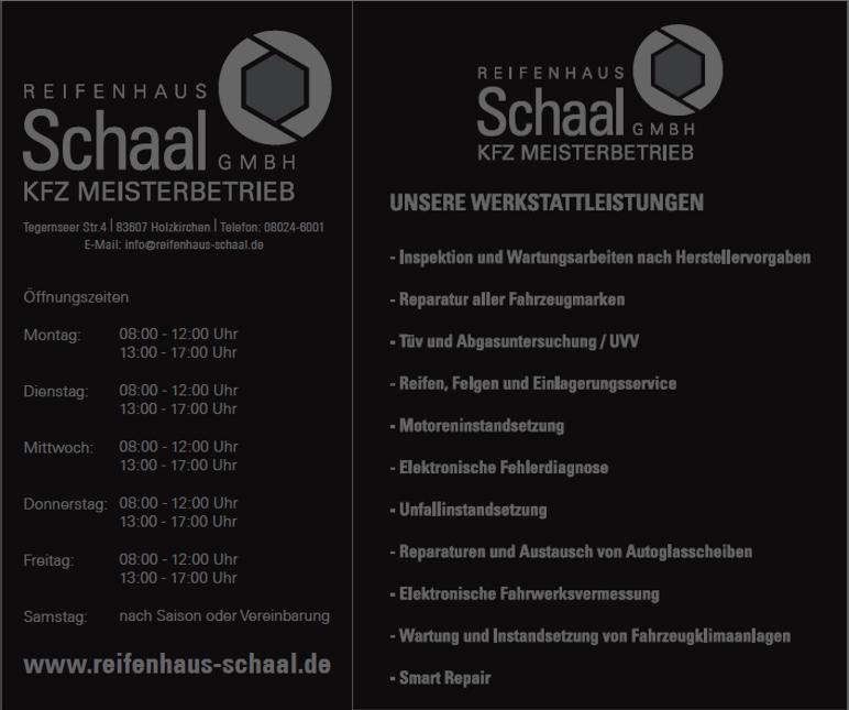 Reifenhaus Schaal GmbH