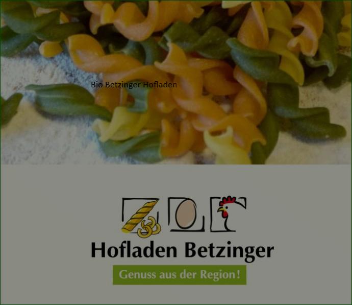 Bio Betzinger Hofladen